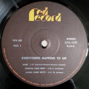 画像2: Larry Nocella - Everything Happens To Me