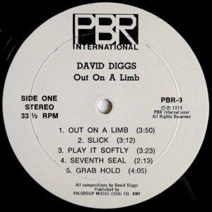 画像2: David Diggs - Out On A Limb