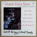 Abdul Zahir Batin & The Notorious Ensemble - Live At The Jazz Cultural Theatre