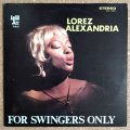 Lorez Alexandria - For Swingers Only