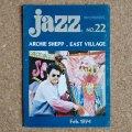 『jazz』誌 - 22号
