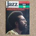 『jazz』誌 - 1974年10月号